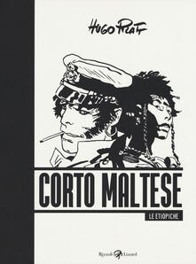 Antondemarirreguera.es Corto Maltese. Le etiopiche Image