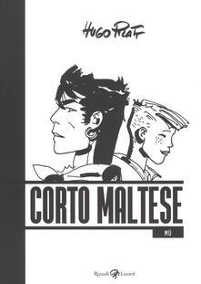 Antondemarirreguera.es Corto Maltese. Mu Image