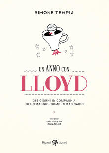 Daddyswing.es Un anno con Lloyd. 365 giorni in compagnia di un maggiordomo immaginario Image