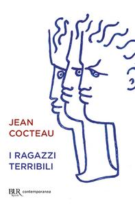 Libro I ragazzi terribili Jean Cocteau