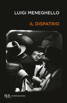 Il dispatrio - Luigi Meneghello - copertina