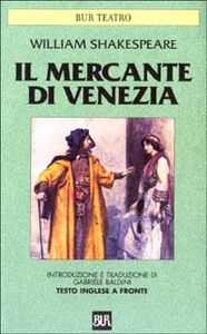 Libro Il mercante di Venezia William Shakespeare