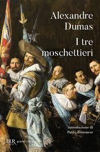 Foto Cover di I tre moschettieri, Libro di Alexandre Dumas, edito da BUR Biblioteca Univ. Rizzoli