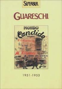 Libro Mondo candido 1951-1953 Giovanni Guareschi