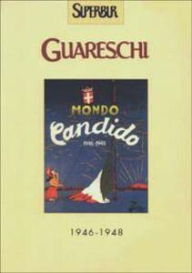 Libro Mondo candido 1946-1948 Giovanni Guareschi