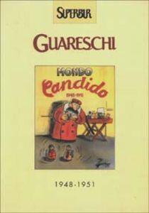 Foto Cover di Mondo candido 1948-1951, Libro di Giovanni Guareschi, edito da BUR Biblioteca Univ. Rizzoli