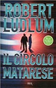 Libro Circolo Matarese Robert Ludlum