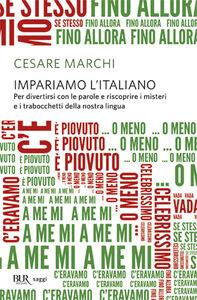 Libro Impariamo l'italiano Cesare Marchi