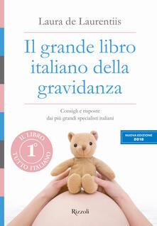 Criticalwinenotav.it Il grande libro italiano della gravidanza Image