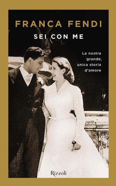 Me Fendi Sei Franca Libro RizzoliIbs Con k08wnOPX