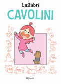 Libro Cavolini. Con adesivi LaSabri