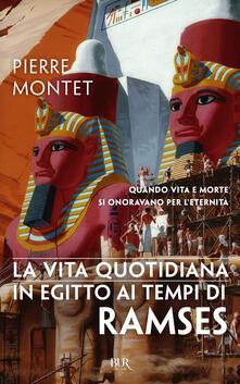 Antondemarirreguera.es La vita quotidiana in Egitto ai tempi di Ramses Image