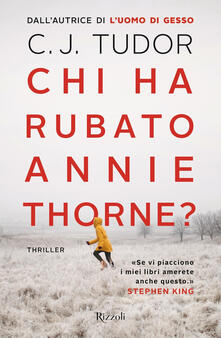 Nordestcaffeisola.it Chi ha rubato Annie Thorne? Image