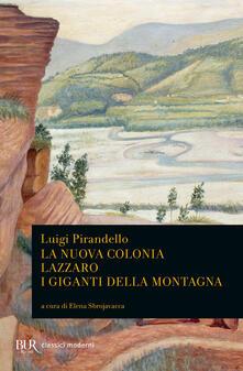 Milanospringparade.it La nuova colonia-Lazzaro-I giganti della montagna Image