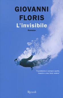 L' invisibile - Giovanni Floris - copertina