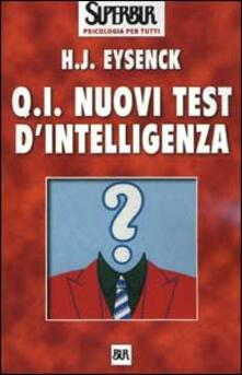 Festivalpatudocanario.es Q.I. Nuovi test d'intelligenza Image