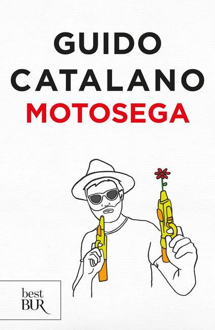 Motosega - Guido Catalano - copertina