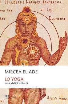 Lo yoga (immortalità e libertà) - Mircea Eliade - copertina