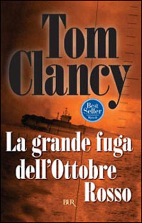 Caccia a Ottobre Rosso - Tom Clancy - 3