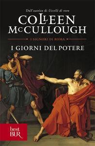 Libro I giorni del potere Colleen McCullough