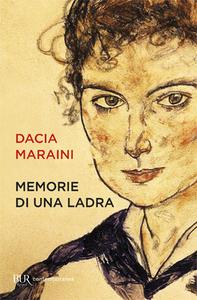 Libro Memorie di una ladra Dacia Maraini