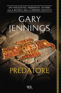 Libro Predatore Gary Jennings