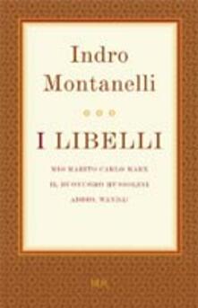Writersfactory.it I libelli: Mio marito Carlo Marx-Il buonuomo Mussolini-Addio, Wanda Image