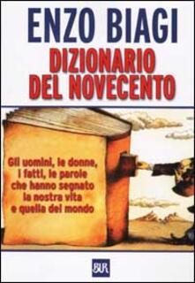 Antondemarirreguera.es Dizionario del Novecento Image