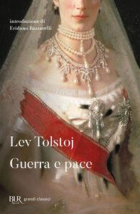 Libro Guerra e pace Lev Tolstoj