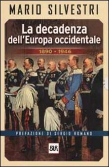 Capturtokyoedition.it La decadenza dell'Europa occidentale 1890-1946 Image