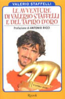 Ipabsantonioabatetrino.it Le avventure di Valerio Staffelli e del Tapiro d'oro Image