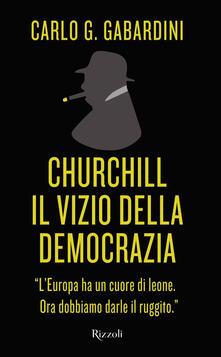 Tegliowinterrun.it Churchill. Il vizio della democrazia Image