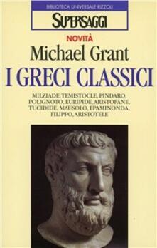 I greci classici.pdf