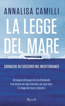 Laboratorioprovematerialilct.it La legge del mare. Cronache dei soccorsi nel Mediterraneo Image