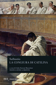 Libro La congiura di Catilina. Testo latino a fronte C. Crispo Sallustio