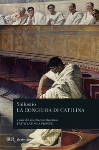 La congiura di Catilina. Testo latino a fronte