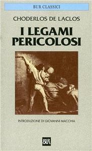 Libro I legami pericolosi Pierre Choderlos de Laclos