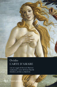 Libro L' arte di amare Publio Nasone Ovidio