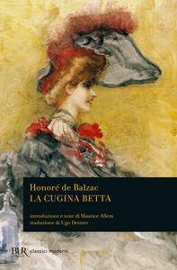 Libro La cugina Betta Honoré de Balzac