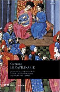 Le catilinarie. Testo latino a fronte