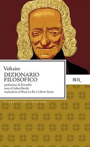 Libro Dizionario filosofico Voltaire