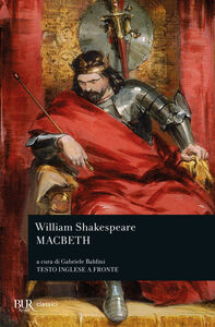 Libro Macbeth. Testo inglese a fronte William Shakespeare
