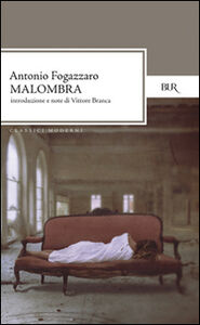 Libro Malombra Antonio Fogazzaro