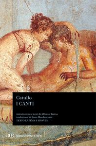 Libro I canti G. Valerio Catullo