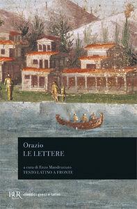 Libro Le lettere Q. Flacco Orazio