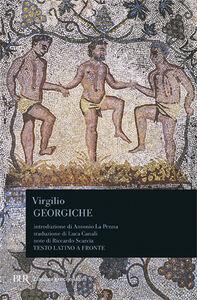 Libro Georgiche Publio Virgilio Marone