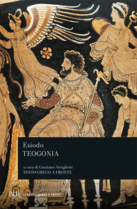 Libro Teogonia. Ediz. bilingue Esiodo