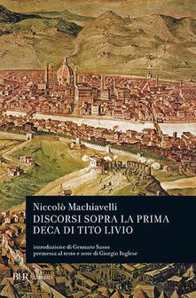 Discorsi sopra la prima deca di Tito Livio.pdf