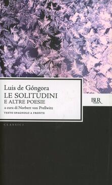 Le solitudini e altre poesie. Testo spagnolo a fronte.pdf