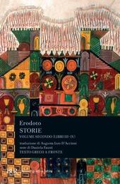 Storie. Testo greco a fronte. Vol. 2: Libri 3°-4°.